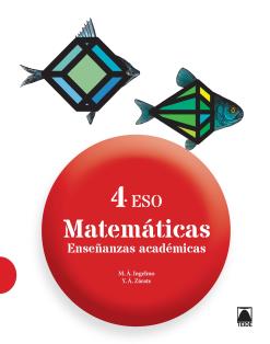 MATEMATICAS 4 ESO ENSEÑANZAS ACADEMICAS (2016)