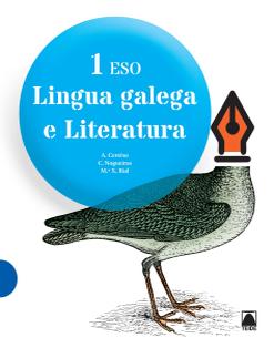 Lingua galega 1º ESO - 2015