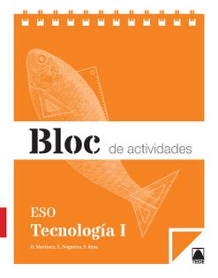 Bloc. Tecnología I ESO - 2015