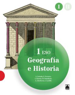 Geografía e historia 1º ESO - 2015