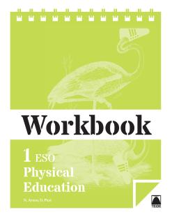Workbook. Physical education 1 - 2015