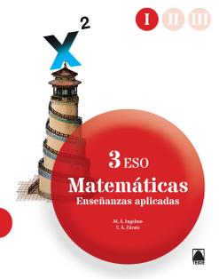 Matemáticas aplicadas 3º ESO (3 vol) - 2015