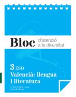 Bloc. Valencià 3ESO. Ed2015