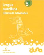 LIBRETA ACTIVIDADES LENGUA 5 DUNA