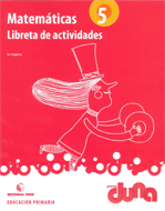 LIBRETA ACTIVIDADES MATEMATICAS 5 DUNA