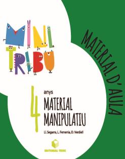 MATERIAL D'AULA LLENGUA P4 - MINI TRIBU (CATALA)