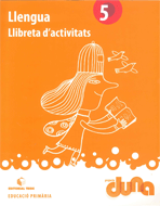 LLIBRETA D'ACTIVITATS LLENGUA 5 DUNA(CAT)