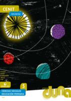 Duna. CCSS 5ºEPO - Universo - 2014