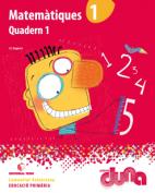 Duna. Mates 1EPO VAL - Quadern 1- 2014