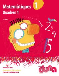 Duna. Mates 1EPO VAL - Quadern 1 - 2014