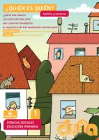 Duna. CCSS 1º EPO - Família y entorno - 2014