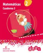 Duna. Cuaderno 3 - Matemáticas 2º EPO - 2016