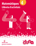 Duna. Mates 4EPO - Llibreta - 2015