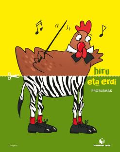 HIRU ETA ERDI K. PROBLEMAK (EUSKERA)