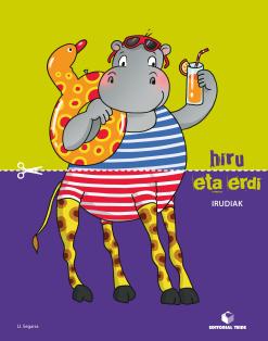 HIRU ETA ERDI K. IRUDIAK (EUSKERA)