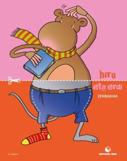 HIRU ETA ERDI K. ZENBAKIAK (EUSKERA)