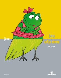 LAU ETA ERDI K. IRUDIAK (EUSKERA)