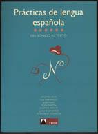 PRACTICAS LENGUA ESPANOLA