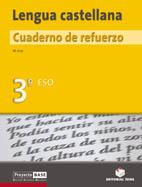 CUADERNO REFUERZO LENGUA CASTELLANA 3 ESO