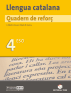 QUADERN REFORÇ LLENGUA CATALANA 4 ESO