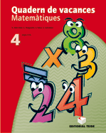 QUADERN VACANCES MATEMATIQUES 4 ESO