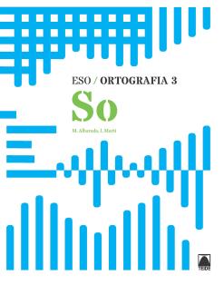 ORTOGRAFIA 3 SO - ESO (CAT)(2018)