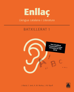 ENLLAÇ LLENGUA I LITERATURA 1 BATXILLERAT (2016)