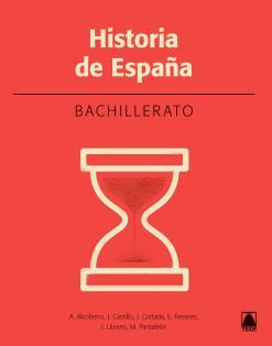 HISTORIA DE ESPAÑA 2 BACHILLERATO (2016)