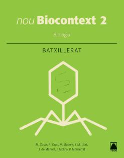 NOU BIOCONTEXT BIOLOGIA 2 BATXILLERAT (2017)