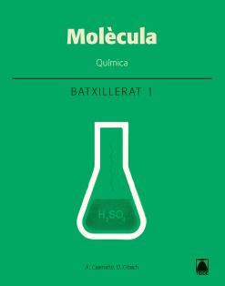 MOLECULA QUIMICA 1 BATXILLERAT(2017)