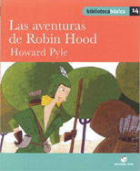 LAS AVENTURAS DE ROBIN HOOD(B.B)