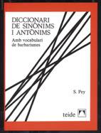 DICCIONARI DE SINONIMS I ANTONIMS (EDIC.ECO)