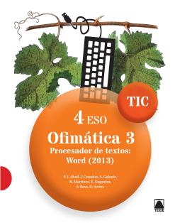 OFIMATICA 3 TIC 4 ESO (2017)
