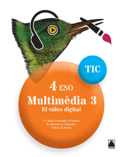 MULTIMEDIA 3 TIC 4 ESO (CAT)(2017)