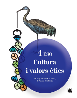 CULTURA I VALORS ETICS 4 ESO (CATALA)(2017)