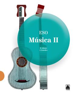 MUSICA II ESO (EDICION ANDALUCIA)(2017)