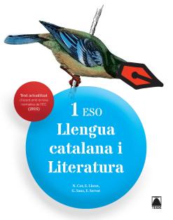 LLENGUA I LITERATURA 1 ESO(CAT)(2015)