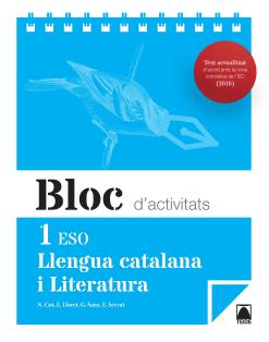 BLOC LLENGUAI LITERATURA 1 ESO(CAT)(2015)
