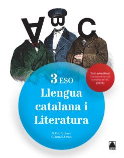 LLENGUA I LITERATURA 3 ESO(CAT)(2015)