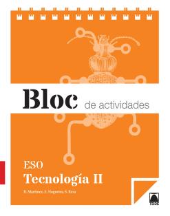 BLOC TECNOLOGIA II ESO(2015)