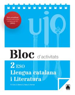 Bloc. Llengua i literatura 2ESO. Ed2015