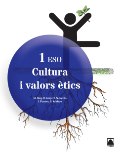 CULTURA I VALORS ETICS 1 ESO (CATALA)(2017)