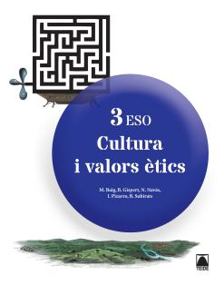 CULTURA I VALORS ETICS 3 ESO (CATALA)(2017)