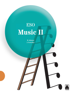 MUSIC II ESO (ENGLISH) (EDICION ANDALUCIA)(2017)