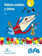 VALORES SOCIALES Y CIVICOS 6 DUNA