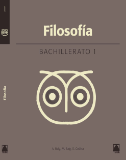 FILOSOFIA 1 BACHILLERATO(2015)