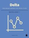 DELTA MATEMATIQUES 1 BATXILLERAT (2016)