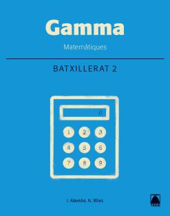 Matematiques 2 Batx.Gamma-2016