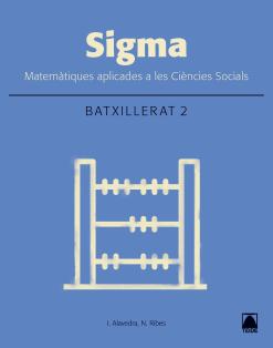 Matematiques 2 BATX.Sigma-2016