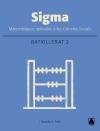 SIGMA MATEMATIQUES 2 BATXILLERAT (2016)